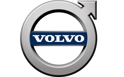 Trusted by Volvo